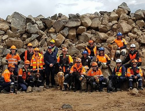 Fourth National Disaster K9 Workshop